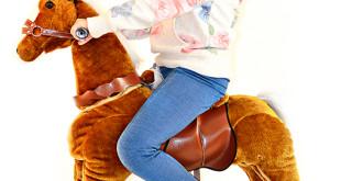 pferd zum draufsitzen