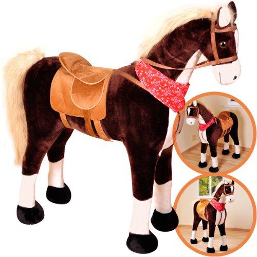 XL Pferd mit Sattel und Decke jetzt bei bestellen